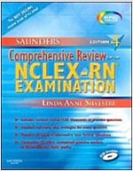Saunders Comprehensive Review for the NCLEX-RN Examination (Paperback, CD-ROM, 4th)