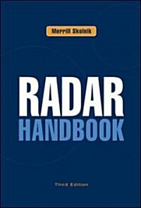 Radar Handbook (Hardcover, 3)