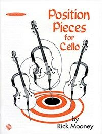 Position Pieces for Cello (Paperback)