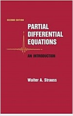 Partial Differential Equations : An Introduction (Hardcover, 2nd Edition)
