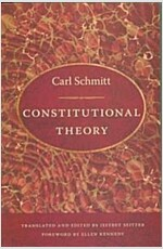 Constitutional Theory (Paperback)