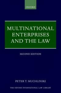 Multinational enterprises and the law 2nd ed