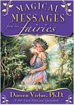 Magical Messages from the Fairies Oracle Cards: A 44-Card Deck and Guidebook (Other)