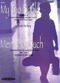 My Trio Book / Mein Trio-Buch (Paperback, Bilingual)
