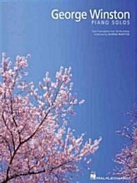 George Winston Piano Solos (Paperback)