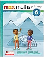 Max Maths Primary A Singapore Approach Grade 6 Workbook (Paperback)