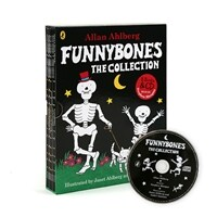 Funnybones the Collection 8 Books & Audio CD Set (Paperback 8권 + CD 1장)