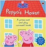 Peppa Pig : Peppa's House (Board book)