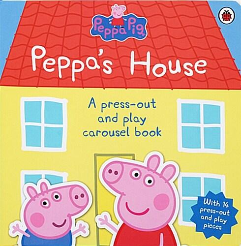 Peppa Pig : Peppas House (Board book)