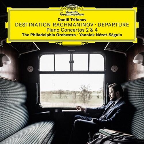 [수입] 라흐마니노프 : 피아노 협주곡 2, 4번 [디지팩]
