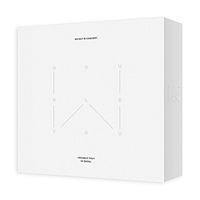 뉴이스트W - NUEST W CONCERT DOUBLE YOU IN SEOUL DVD [디지팩] (2disc)