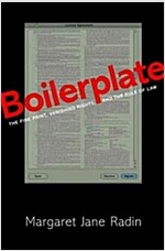 Boilerplate: The Fine Print, Vanishing Rights, and the Rule of Law (Hardcover)