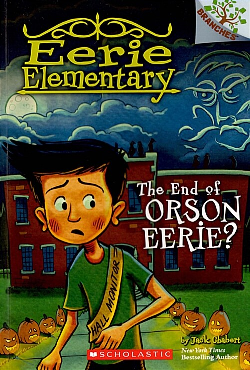 The End of Orson Eerie? (Paperback)