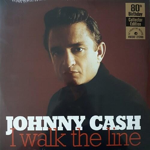 [수입] Johnny Cash - I Walk The Line [2LP][80주년 기념 콜렉터 에디션]