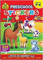 Preschool Stickers (Novelty)