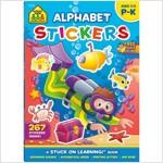 Alphabet Stickers (Mass Market Paperback)
