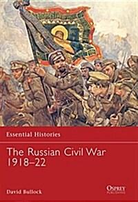 The Russian Civil War 1918-21 (Paperback)