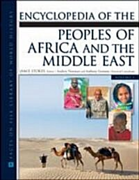 Encyclopedia of the Peoples of Africa and the Middle East 2 Volume Set (Hardcover)