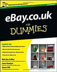 Ebay.Co.UK for Dummies (Paperback, 3, Revised)