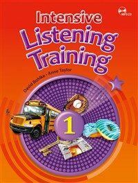 Intensive Listening Training 1 (Student Book + Audio APP 다운로드)