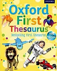 Oxford First Thesaurus : The perfect first thesaurus - easy to use, understand and enjoy (Package)