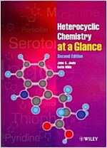 Heterocyclic Chemistry at a Glance (Paperback, 2, Revised)