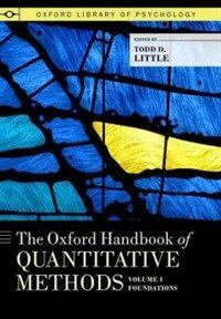 The Oxford handbook of quantitative methods