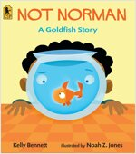 Not Norman: A Goldfish Story (Paperback)