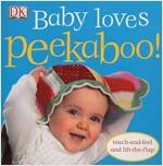 Baby Loves Peekaboo! (Board Books)