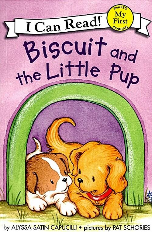 [중고] Biscuit and the Little Pup (Paperback)