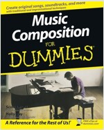 Music Composition for Dummies (Paperback)