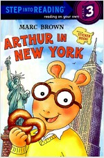 Arthur in New York (Paperback)