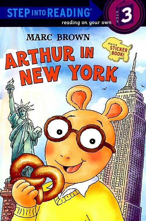 Arthur in New York (Paperback)