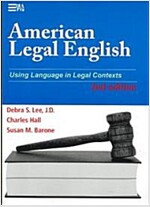 American Legal English, 2nd Edition: Using Language in Legal Contexts (Paperback, 2)