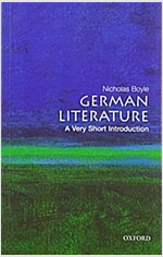 German Literature: A Very Short Introduction (Paperback)