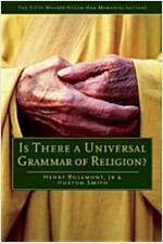 Is There a Universal Grammar of Religion? (Paperback)
