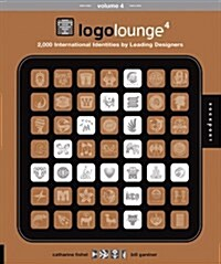 [중고] Logo Lounge 4 (Hardcover)