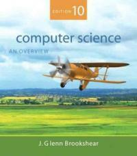 Computer science : an overview 10th ed