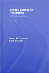 Second Language Acquisition (Hardcover, 3rd)
