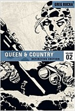 Queen & Country, Volume 2 (Paperback)
