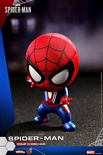 [Hot Toys] 코스베이비 스파이더맨 S 버블헤드 COSB513 - Spider-Man Cosbaby (S) Bobble-Head
