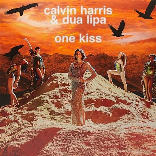[수입] Calvin Harris & Dua Lipa - One Kiss [12인치 싱글 픽쳐디스크 LP]