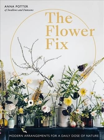 The Flower Fix : Modern arrangements for a daily dose of nature (Hardcover)