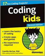Coding for Kids for Dummies (Paperback, 2)