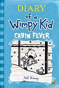 Cabin Fever (Diary of a Wimpy Kid #6 Export Edition) (Paperback)