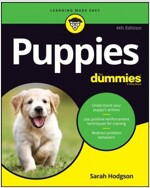 Puppies for Dummies (Paperback, 4)