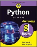 Python All-in-One For Dummies (Paperback)