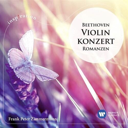 [수입] 베토벤 : 바이올린 협주곡, 로망스