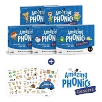 Amazing Phonics Readers Set 1 - 전5권