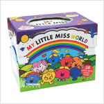 My Little Miss World Collection 38 Books Box Set (Paperback 38권 + 스티커북 1권, 영국판)
